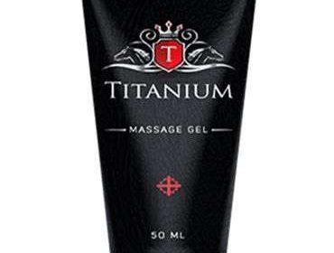 Крем Титаниум для мужчин